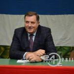 Dodik u Prijedoru: Više od milijardu maraka raznih investicija naredne godine u Republici Srpskoj