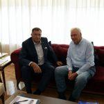 U Banjaluci sastanak Dodika i Pavića