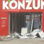POTJERA ZA RAZBOJNICIMA Nepoznate osobe eksplozivom raznijele bankomat u Bugojnu