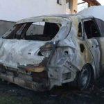 Zapaljen automobil sina potpredsjednika lokalnog parlamenta (VIDEO)