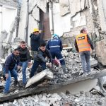 Snimci iz drona: Kako izgleda Drač dan nakon zemljotresa (VIDEO)