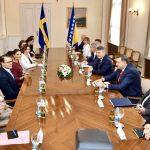 Komšić i Džaferović napali Handkea i Nobelov komitet, Dodik odlučno stao u odbranu