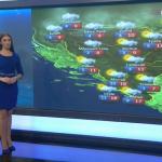 U ponedjeljak oblačno i svježije (VIDEO)