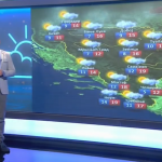 U subotu promjenljivo oblačno, temperatura do 19 stepeni (VIDEO)