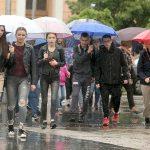 Prognoza vam NEĆE IZMAMITI OSMIJEH: Kiša i jak jugo, to su predviđanja meteoroloza za danas