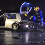 Policajac poginuo u stravičnoj nesreći (VIDEO)