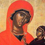 ČUDO U BARU Zaplakala ikona Pećke Bogorodice (FOTO)