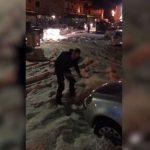 Olujno nevrijeme u dijelovima Dalmacije (VIDEO)