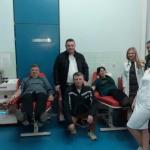 """Radnici prijedorske """"Elektrodistribucije"""" darivali krv"""