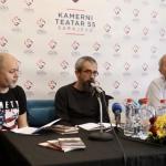 """U Sarajevu održana promocija romana """"Schindlerov lift"""" autora Darka Cvijetića"""