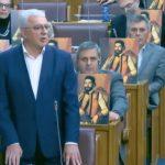 Mandić uz slike Petra Petrovića Njegoša: Ako krenete na Crkvu, mi ćemo na vaše (VIDEO)