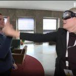 Novinarka Exploziva stavila pijane naočare: Pogledajte njeno ponašanje i reakcije! (VIDEO)