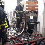 Novi Grad: U požaru izgorjelo šest stanova, nema povrijeđenih (FOTO)