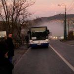 Putnici uočili dim: Autobus se zapalio u toku vožnje
