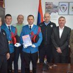 Uručena pohvala pripadnicima Počasne jedinice MUP-a Srpske