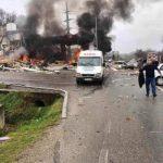 IMA POGINULIH Eksplozija na pumpi kod Zvornika, jedna osoba smrtno stradala
