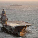 "Požar na ruskom nosaču aviona ""Admiral Kuznjecov"" (VIDEO)"