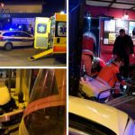 Pod dejstvom alkohola sletjela sa ceste, zabila se u kafić i usmrtila muškarca