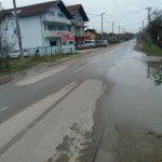 PRIMORANI NA HOD PO KOLOVOZU Muke mještana Sarajevske ulice u Prijedoru