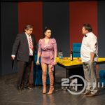 """""""Šovinistička farsa"""" u izvedbi glumačkog ansambla Pozorišta Prijedor (VIDEO)"""