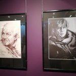 Otvorena izložba portreta Tihomira Ilijaševića