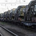 Prijeti li novi sukob u Evropi? Vozovi puni borbenih vozila idu prema Ukrajini