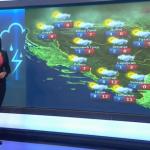 Za vikend suvo, od ponedjeljka porast temperature (VIDEO)