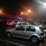 Policija u Podgorici upotrijebila suzavac i šok bombe (VIDEO)