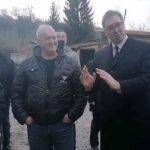 OTKRIO SVE DETALJE Vučić u Bugojnu sreo prijatelja s kojim je imao nezaboravnu tuču (VIDEO)