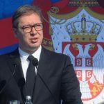 Vučić: Ponosan sam na srpski narod u Crnoj Gori koji drži podignuto glavu