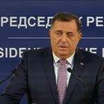 Dodik: Nema izmjene Dejtonskog sporazuma (VIDEO)