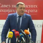 Dodik: Ne krijem saradnju sa Mićićem (VIDEO)