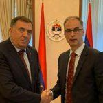 Srbi Sjeverne Makedonije: Svetosavska povelja Dodiku