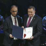 Dodiku najveće priznanje srpskog naroda u Sjevernoj Makedoniji - Svetosavska povelja (VIDEO)