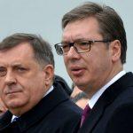 Dodik podržao nastojanja Vučića da pomogne srpski narod u Crnoj Gori