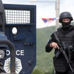 Gnjilane: Policija upala u kuću Petra Aksića, direktora škole (FOTO)