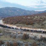 Nezapamćena noć u Podgorici: Pleme Kuča pješačilo 16 kilometara zbog odbrane svetinja (VIDEO)