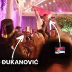 SRBIN MILU ZAGORČAO PROVOD U MAJAMIJU: Pred nosom mu razvio srpsku zastavu, Đukanović odmah ZVAO POLICIJU U POMOĆ!