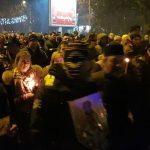 Više hiljada vjernika u litiji u Podgorici (VIDEO)
