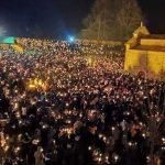 Crna Gora obara rekorde: Litije širom zemlje (FOTO/VIDEO)