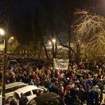 U Podgorici oboren rekord: Više od 20.000 ljudi na litiji (FOTO/VIDEO)