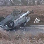 STRAŠNA NESREĆA U RANO JUTRO Jedna osoba poginula, saobraćaj obustavljen