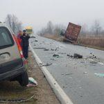 U stravičnom sudaru poginuo vozač automobila