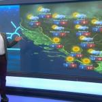 U četvrtak sunčano uz umjerenu oblačnost (VIDEO)