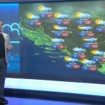 U petak sunčano, temperatura do 15 stepeni (VIDEO)