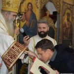 Donio Crnoj Gori medalju, pa otišao kod Amfilohija po blagoslov