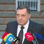Dodik nije dao saglasnost za dolazak Đukanovića u BiH (VIDEO)