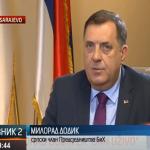 Dodik: Srpska će ići svojim putem (VIDEO)