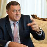 Dodik: Đukanović ne može dobiti bitku protiv SPC
