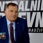 Dodik: Povećani nivo centralizacije u BiH neodrživ (VIDEO)